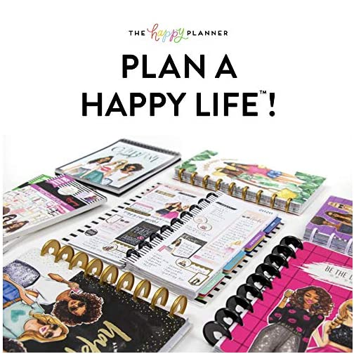 me & my BIG ideas Sticker Value Pack - The Happy Planner Scrapbooking Supplies - Memory Keeping Theme - Multi-Color… |