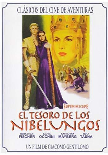 El tesoro de los Nibelungos