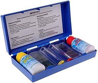 1 Set PH Chlorine Water Quality Test Kit Swimming Pool Aquarium Accessory Tester-831F