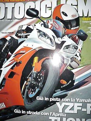 Motociclismo 2606 Nov 2005: Aprilia Tuono 1000 R, Ducati Monster 600 FF07