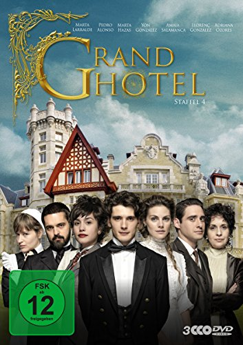 Grand Hotel - Staffel 4 (3 DVDs)
