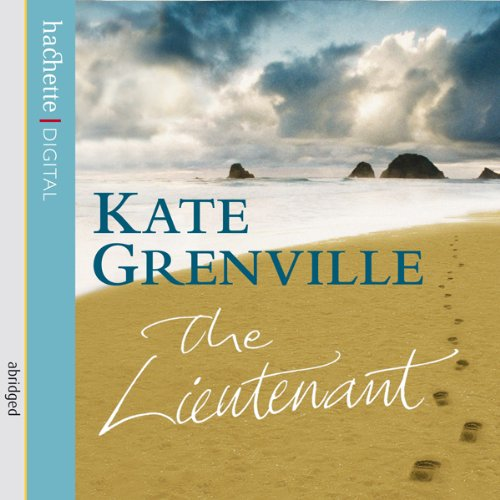 The Lieutenant audiobook cover art