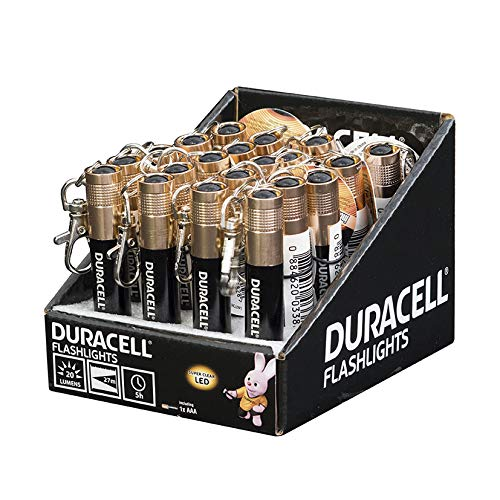 DURACELL Flashlights key-3-t20 Linterna LED con Llavero