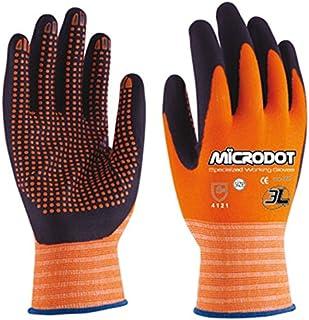 3L Internacional. Microdot T-9 - Guante mecanico l09 puntos