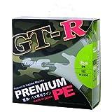 サンヨーナイロン PEライン GT-R プレミアムPE 100m 8号 100lb 8本 シルバーグレー