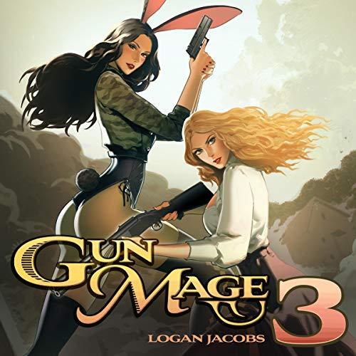 Page de couverture de Gun Mage 3