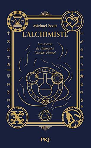 Les secrets de l'immortel Nicolas Flamel - Tome 01: L'alchimiste (1)