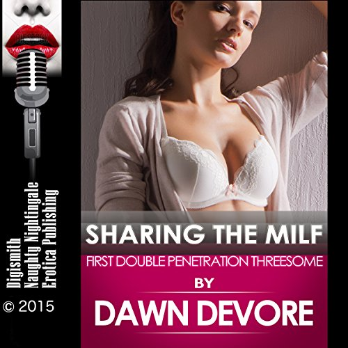 Sharing the MILF audiobook cover art