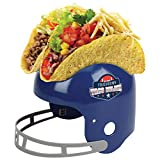 Touchdown Taco Holder - Football Helmet Taco Stand and Snack Bowl