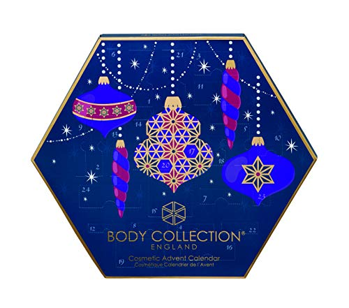 Body Collection - Calendario de adviento para cosméticos