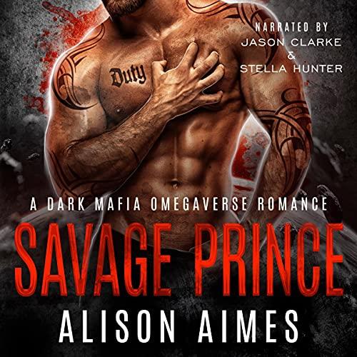 Savage Prince cover art