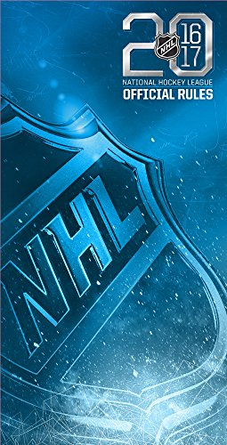 2016-2017 Official Rules of the NHL