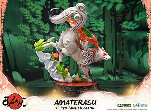 Figurine Okami Amateratsu 22CM