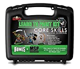 Reaper Miniatures 08906 Learn to Paint Kit Core Skills, Master Series Paint Box Set