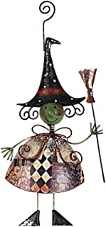 Attraction Design Decoupage Scarecrow Witch