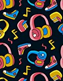 Blank Sheet Music: Guitar Tablature Notebook Blank Guitar Manuscript Paper Sheets for Music Chord Notation, 8.5 x 11', For Guitarists, Students, Teachers, kids, boys, teacher Appreciation Day Gift