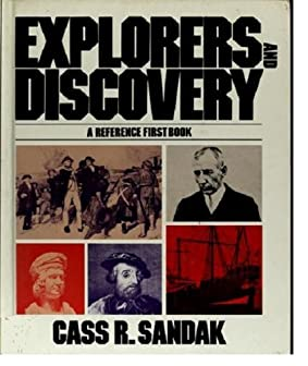 Image for Explorers and Discovery: A Reference First Book