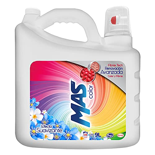 Detergente Mas Color 9 Litros