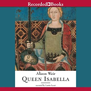 Queen Isabella cover art
