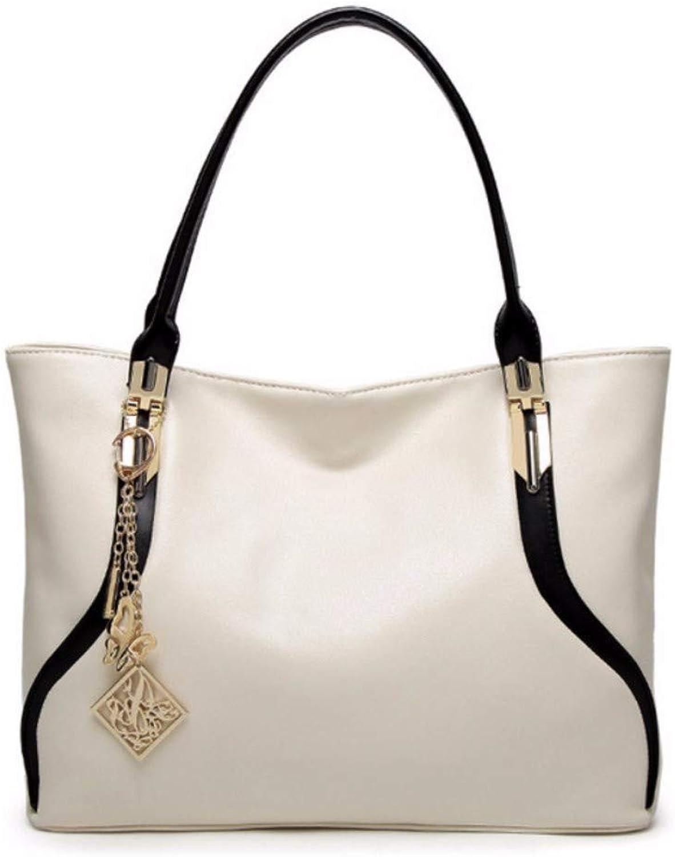 JQSM Casual Female Handbag Large Daily Shoulder Bags Luxury Handbag Women Bags Designer