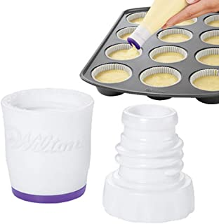 Wilton 2109-6371 Perfect Fill Batter Dispenser Set