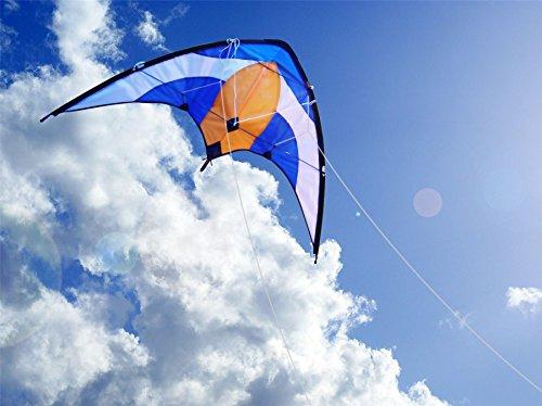 Professional sportif Stunt Kite double ligne contrôle extérieur jouet Leisure 10 Kites