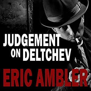 Judgement on Deltchev cover art