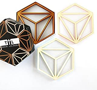 Best clear coasters wholesale Reviews