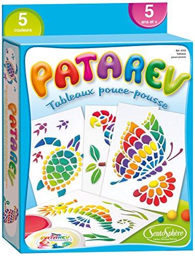 PATAREV - BLISTER - POUCE-POUSSE