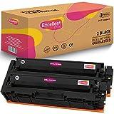 Excellent Print 205A CF530A CF531A CF532A CF533A Compatible Cartucho de Toner para HP Color Laserjet Pro MFP M180n M180nw M181fw M154a