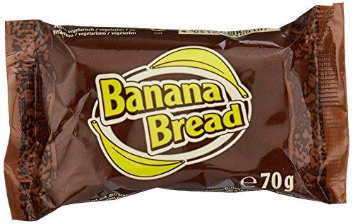 Davina Oat Snack Riegel, Banana Bread, 30 x 70 g, 1er Pack (1 x 2100 g)