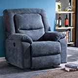 Best Electric Recliners Chairs - USSerenaY Fabric Electric Recliner Chair - Recliner Chair Review