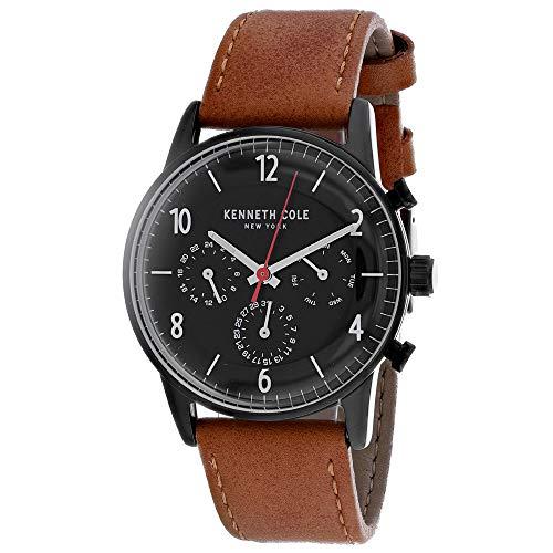 Kenneth Cole Men 's KC50953003 Quartz Brown Watch