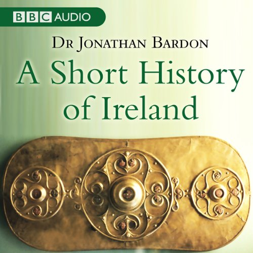 Page de couverture de A Short History of Ireland