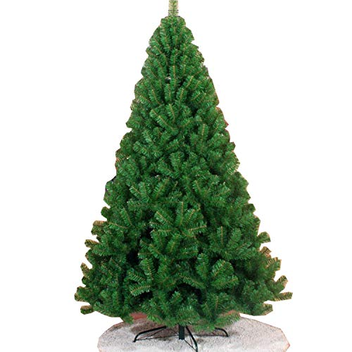 クリスマスツリー 60cm 90cm 120cm 150cm 180cm 210cm 240cm 松かさスノータイプ クリスマス 飾り 置物 デコレーション 松かさスノータイプ ツリー グリーン クリスマス用品 (高さ150cm)