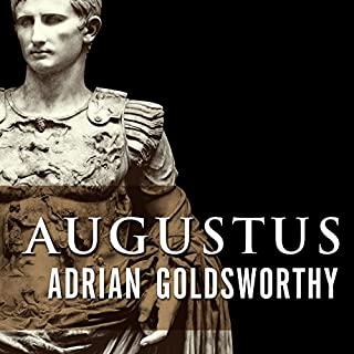 Augustus     First Emperor of Rome              Written by:                                                                                                                                 Adrian Goldsworthy                               Narrated by:                                                                                                                                 Derek Perkins                      Length: 18 hrs and 25 mins     21 ratings     Overall 4.5
