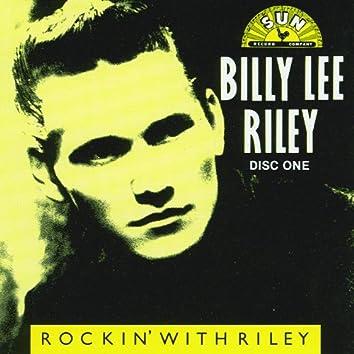 Rockin' With Riley CD 1