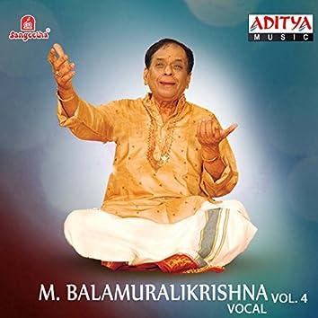 M. Balamuralikrishna, Vol. 4