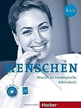Menschen Sechsbandige Ausgabe: Arbeitsbuch A2.2 MIT Audio-CD (German Edition) by ANNA BREITSAMETER (2013-04-01)