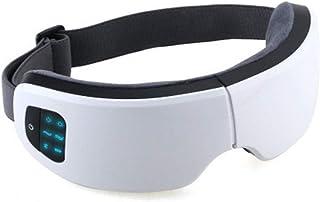 27c2e478ad Tchin Gafas de Masaje inalámbrico Bluetooth Carga Caliente compresa  Caliente máscara de Ojo clásico Instrumento de