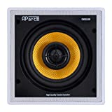 APart CMSQ108 altavoz - Altavoces (universal, 1-way, Empotrado en pared/techo, 50W, 50-25000 Hz, 8 Ohmio) Color blanco