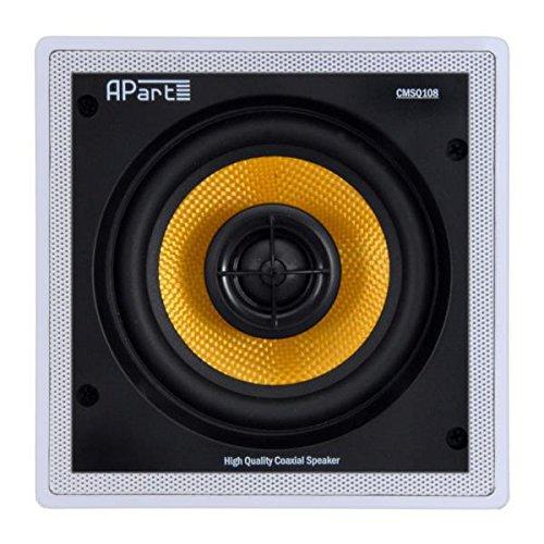 APART CMSQ108Lautsprecher für MP3& iPod weiß