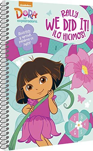 Dora la exploradora rally: We did it!