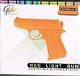 Yobo NES Light Gun 5ft Game Controller for CRT TV -Duck Hunt, Hogan's Alley