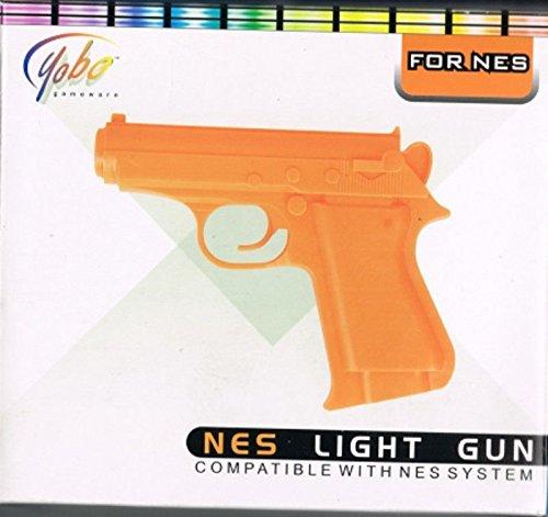 Yobo NES Light Gun 5ft Game Controller for CRT TV -Duck Hunt, Hogan