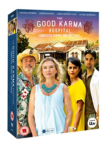 The Good Karma Hospital - Series 1-3 Box Set [DVD]