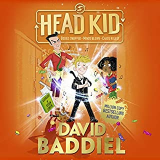 Head Kid                   By:                                                                                                                                 David Baddiel                               Narrated by:                                                                                                                                 David Baddiel,                                                                                        Morwenna Banks,                                                                                        Paul Panting,                   and others                 Length: 4 hrs and 31 mins     133 ratings     Overall 4.7