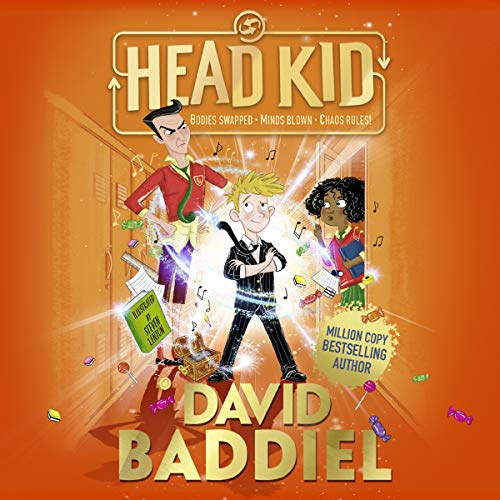 Head Kid audiobook cover art