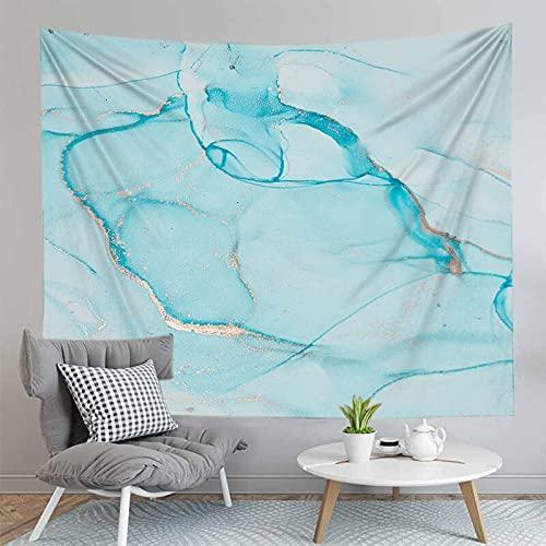 PPOU Colorido patrón de mármol Impreso Tapiz Colgante de Pared Tela nórdica para el hogar Colgar Pintura decoración Manta Toalla de Playa A3 73x95cm