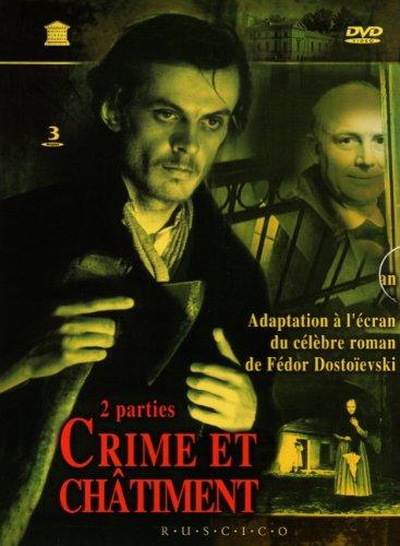 Crime et châtiment (Prestuplenie i nakazanie) (Schuld und Sühne) (Engl.: Crime and Punishment) (RUSCICO) - russische Originalfassung [3 DVDs]